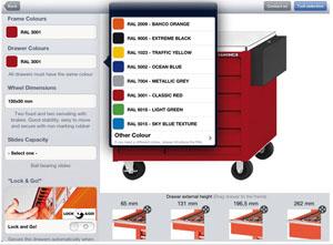 ... à ses clients de personnaliser leur assortiment d outils avec une  solution sur mesure qui permet d individualiser les modules de rangement  des servantes ... 75794ccfb087